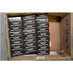 Box Lot : 25 Boxes ( 20 rnds per ) American Eagle 5.56 x 45 MM Cal 55 Gr FMJ Ammo