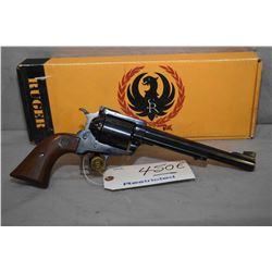 Restricted Ruger Model New Model Super Blackhawk .44 Mag Cal 6 Shot Revolver w/ 191 mm bbl [ blued f