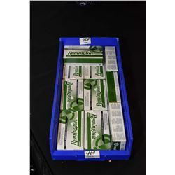 Blue Plastic Tray : Ten Boxes ( 50 rnds per ) Remington UMC .45 Auto Cal 230 Grain Ammo - Retail $ 3