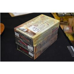 Package Lot : Three Boxes ( 20 rnds per ) Barnes Vor - Tx .7 MM Rem Mag 140 Grain Ammo - Retail $ 62