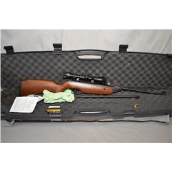 Beeman Model 1047 .177/ .22 Dual Cal Pellet Rifle [ appears v - good w/ orig box, blued finish, barr