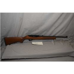 Ruger 10/22 .22lr 18 1/2  bbl mag fed semi-automatic rifle [possibly unfired, fixed front sight, fol