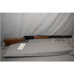 "Winchester model 94 Canadian centennial commemorative 30/30 cal tube fed lever action rifle 26"" octa"