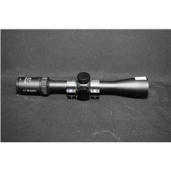 Burris E1 Fullfield 3 X- 9 X scope with rings