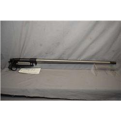 """Remington model 700, .300 Win Mag, five shot, bolt, barrel and action only, 25 3/4"""" bbl, no optics,"""