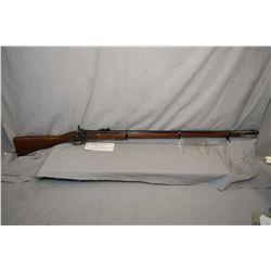"Enfield Pattern 1853 Reproduction, .577-450 Percussion, 37 1/2"" bbl, single shot muzzle loading rifl"