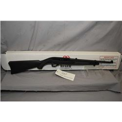 """Ruger 10/22 .22lr 16"""" bbl mag fed semi-automatic rifle [possibly unfired, excellent condition, minor"""