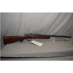 """Cooey model 39 .22lr single shot bolt action rifle 22"""" bbl with fixed front sight, adjustable rear s"""