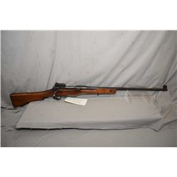 "ERAP14 Enfield, .303 mag fed, bolt action rifle, 26"" barrel, adjustable rear sight, blued finish, kn"