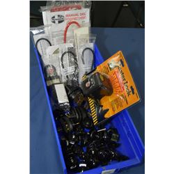 Large selection of trigger and cable locks, some new in package