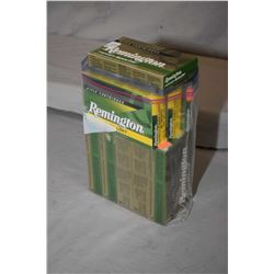 Nine full boxes of 20 rounds each, .280 Remington including six boxes Remington Premier AccuTip 140