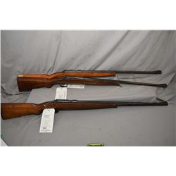 Three UMC Cugir rifles, all missing bolts, Serial # 195101541, Serial # 195404637 and Serial # 19510