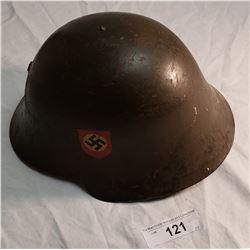 German War Helmet