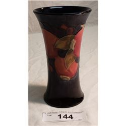 Moorcroft Vase Impressed, The Queen