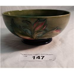 Moorcroft Bowl Paper Tag, To The Queen