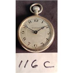 Vintage Barnett Pocket Watch
