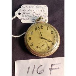 York Pocket Watch