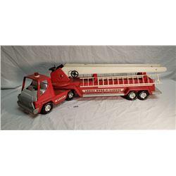 Nylint Aerial Hook & Ladder Tin Fire Truck