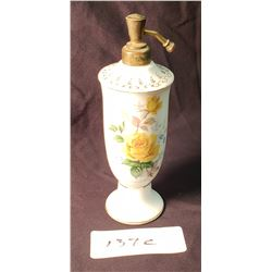 Porcelain Antique Perfume Atomizer