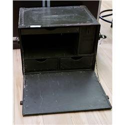 Vintage Vietnam War Portable Military Desk
