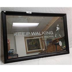 Johnnie Walker Mirror