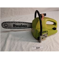 Jim Beam Poulan Chainsaw Decanter