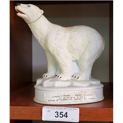 Potter's Polar Bear Decanter