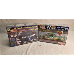 2 Models of Racing Vehicles