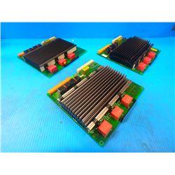 (3) ABB DSQC 236C YB560103-CC/9 Servo Amplifier Board