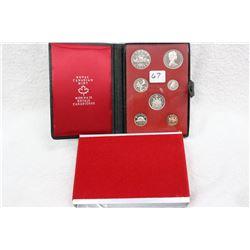 Canada Double Dollar Coin Set - 1972 - No Silver