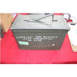 """Ammo Box - 12"""" x 6"""" x 7"""""""