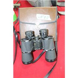 Bushnell Sportview Binoculars - 10 x 50 - In a Case