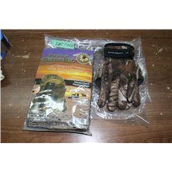 Duck Decoy Bag - Holds 20 Duck Decoys & a Pr of Jackfield Sports Gloves