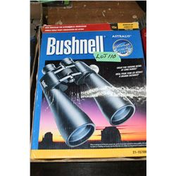 Bushnell Astralis Binoculars - 70 mm Lens - 15x - New in the Box