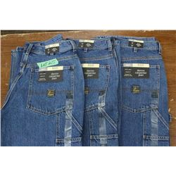 Carpenter Denim Jeans - Good Quality - Relaxed Fit ** Size 32 Waist/32 Leg - 3 prs (One Money)
