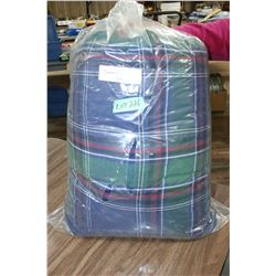 Double Quilt in a Bag