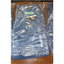Carpenter Denim Jeans - Good Quality - Relaxed Fit ** Size 38 Waist/30 Leg - 3 prs (One Money)