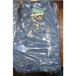 Carpenter Denim Jeans - Good Quality - Relaxed Fit ** Size 34 Waist/30 Leg - 3 prs (One Money)