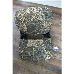Mossy Oak Camo Boat Seat (New)