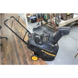 Poulan Pro Snowblower - Working (Must be Picked up)