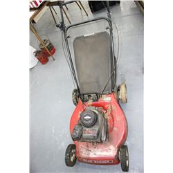 Sprint II Lawnmower-Self Propelled-w/Rear Bag (Pick Up)