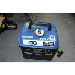 Generator - TG 1200 (Pick up)