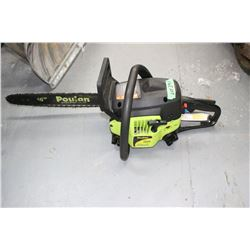 "Poulan Gas Chainsaw - 34 cc w/16"" Bar (Pick up)"