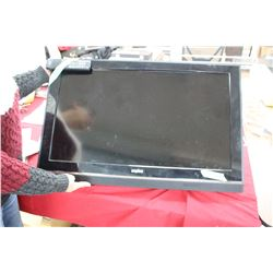 "Sanyo 32"" Flat Screen TV w/Remote - does power up"