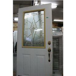 """Exterior Entry Door - 36"""""""