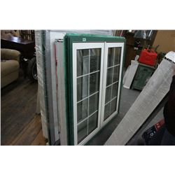All Weather, Energy Efficient Window - 4 ft. - Opens
