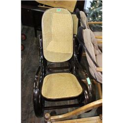 Bentwood Rocker & Chair