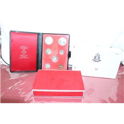 2 - 1971 Canada Double Dollar Coin Sets - No Silver