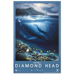 Diamond Head by Wyland