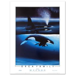 Orca Family by Wyland